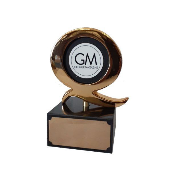 Quality Award Solid Metal
