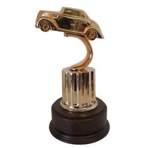 Stock Car Racer Solid Metal