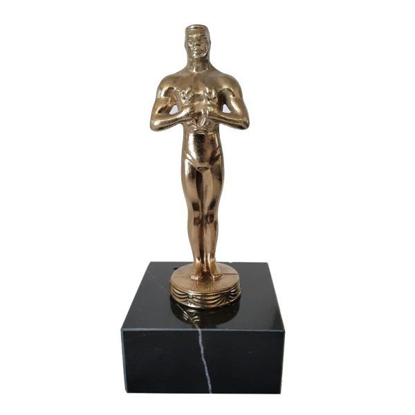 Small Hollywood Achievement Solid Metal