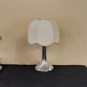 Banana Leaf Bedside Lamp Solid Metal