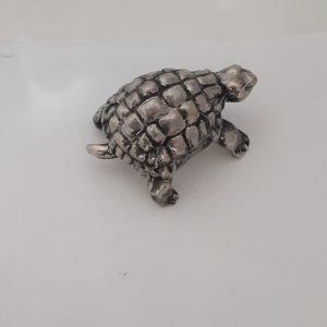 Turtle Cabinet Knob Solid Metal